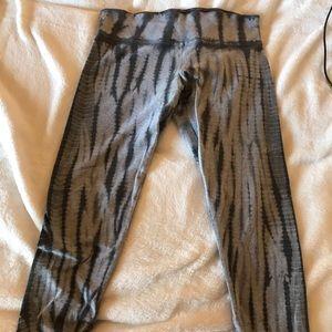 Crop leggings- Tie Dye